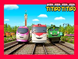 チビ列車ティティポ Titipo Japanese