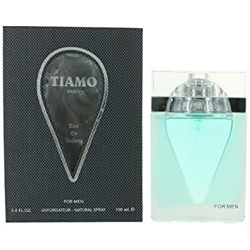 Tiamo by Parfum Blaze Eau De Toilette Spray 3.4 oz