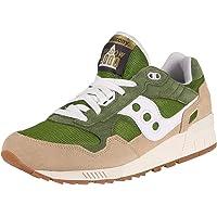 Saucony SHADOW 5000 GREEN/BROWN Uniseks volwassen. Atletische schoenen