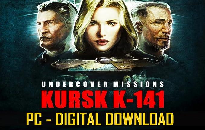 Buy Undercover Missions Operation Kursk K 141 (Digital Code