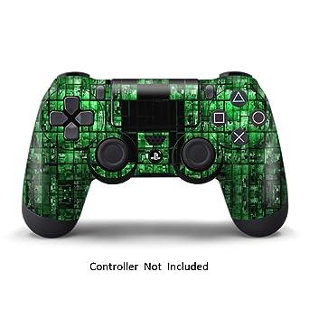 2 Stück Sony Ps4 Playstation 4 Controller Skin Schutzfolie Set Camouflage