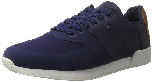 Umemoto SH Gdye/Lea, Zapatillas para Hombre, Azul (Navy NVY), 41 EU Boxfresh