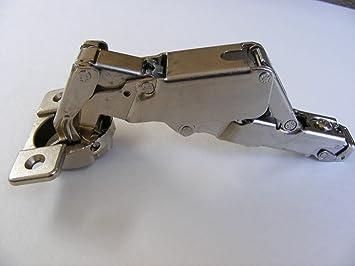 ferrari 170 degree door hinge with clip u0026quot  amazon com  ferrari 170 degree door hinge with clip    kitchen  u0026 dining  rh   amazon com