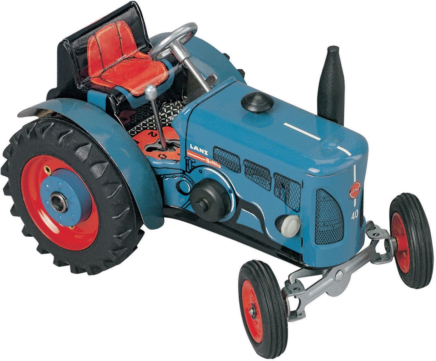 Lanz Bulldog 4016 Blechspielzeug Kovap Federmotor [Spielzeug