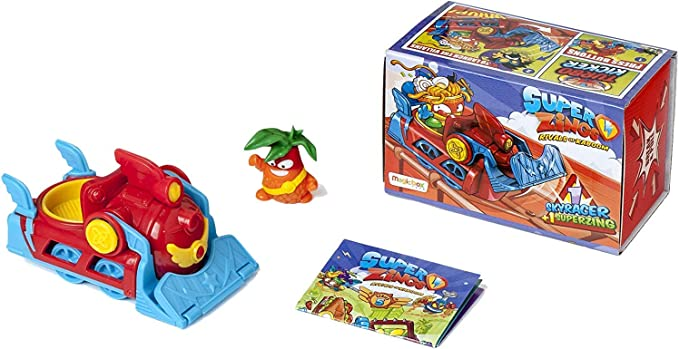SuperZings Serie 5 - Skyracers (Cajita): Amazon.es: Juguetes y juegos