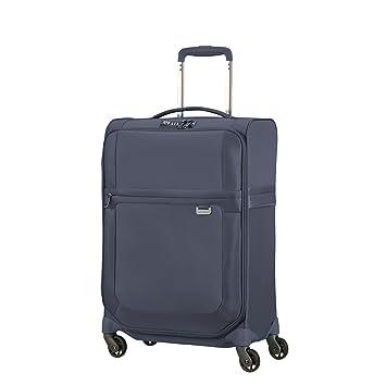 Trolley + Koffer Uplite Spinner 55 Blue (41 Liter) Samsonite mHCysOTf1S