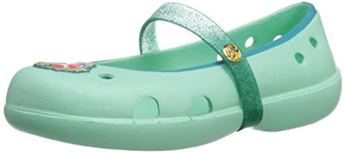 d22d05bc0 crocs Girl s Keeley Disney Princess Ballet Flats  Buy Online at Low ...