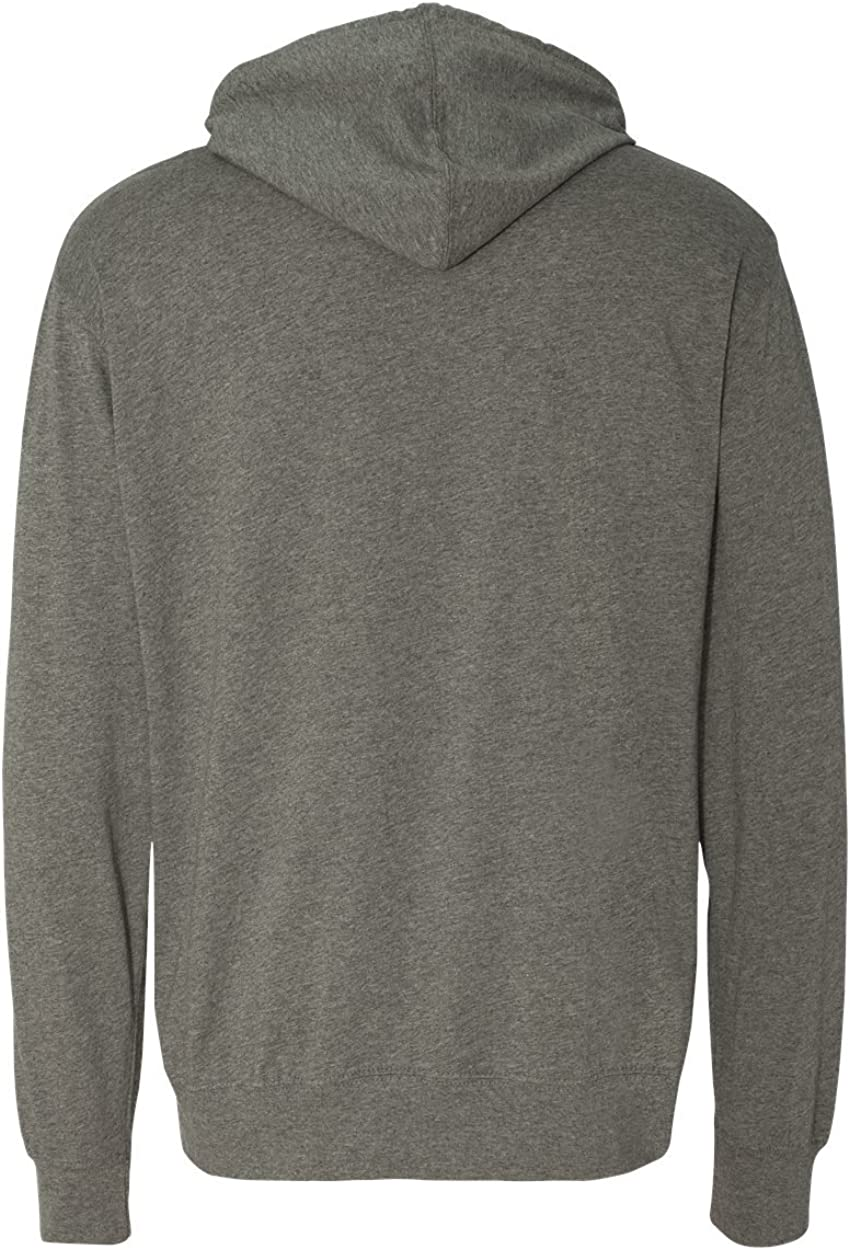 Independent Trading Co SS150J Lightweight Hooded Pullover T-Shirt