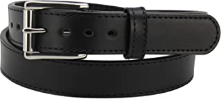 """product image for Max Thickness Work Gun Belt - Rigid CCW Belts 1.25"""" Wide - Made in USA - 15 Oz"""