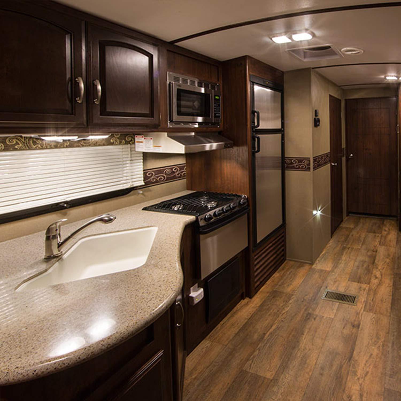 RV Rimorchio camper barca Luce Bianco naturale 4000-4500K 48 x 5050 SMD Kohree Lampada LED da 12V Plafoniera Tettuccio Illuminazione interna per auto