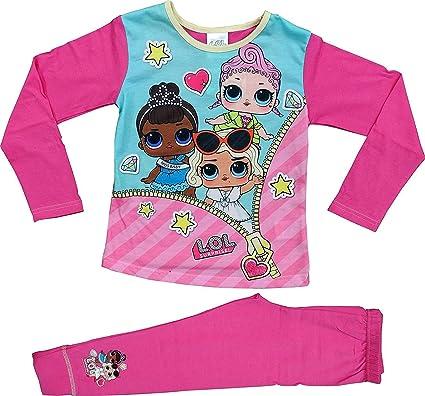 Cup of Tees LOL Surprise Dolls Girls Snuggle Fit Pyjamas: Amazon.es: Ropa y accesorios