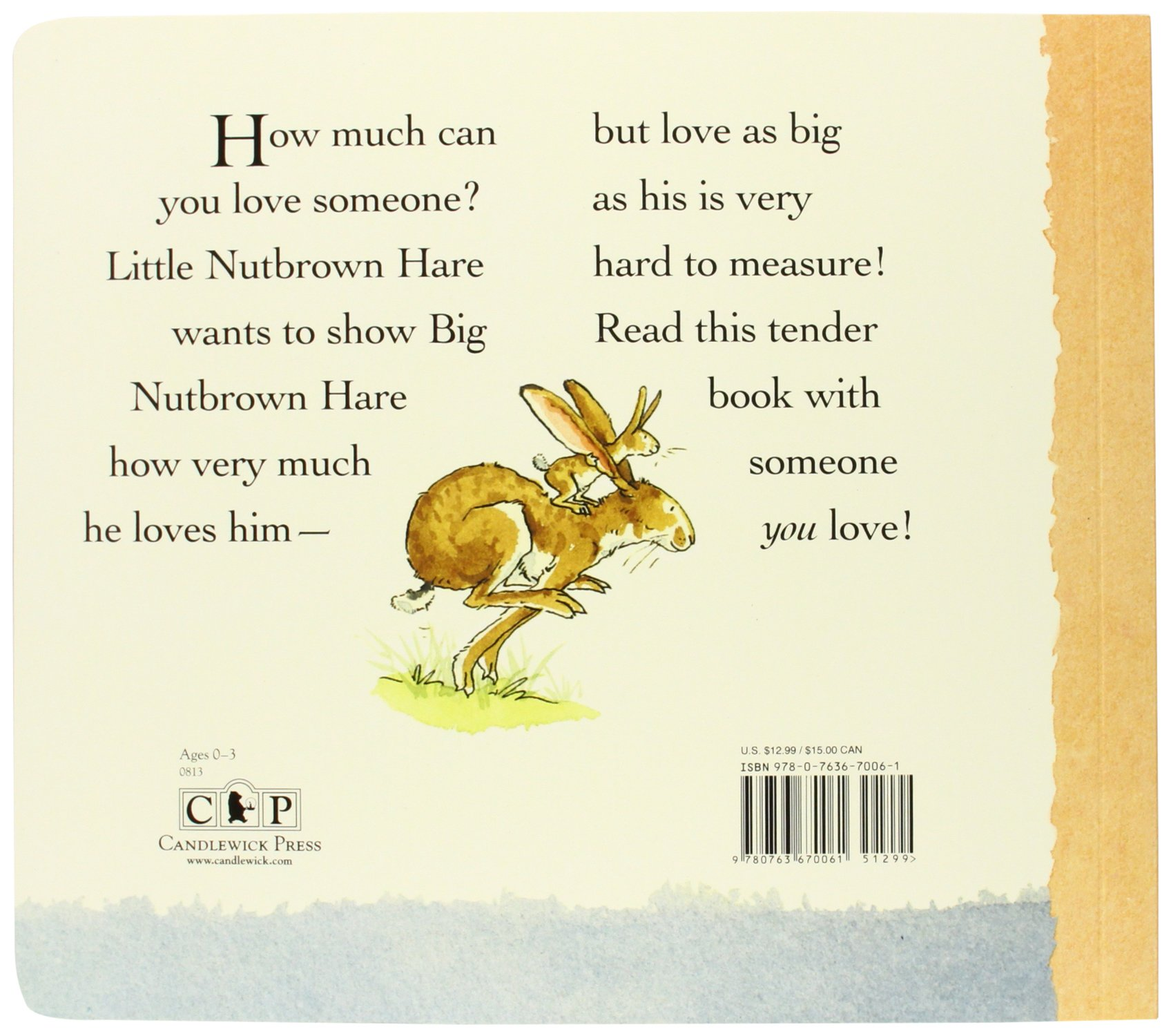 Guess How Much I Love You Lap-Size Board Book by Candlewick Press (Image #2)