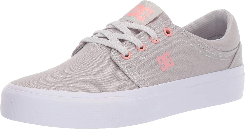 DC Women's Trase TX (Textile) Skate Shoe-W