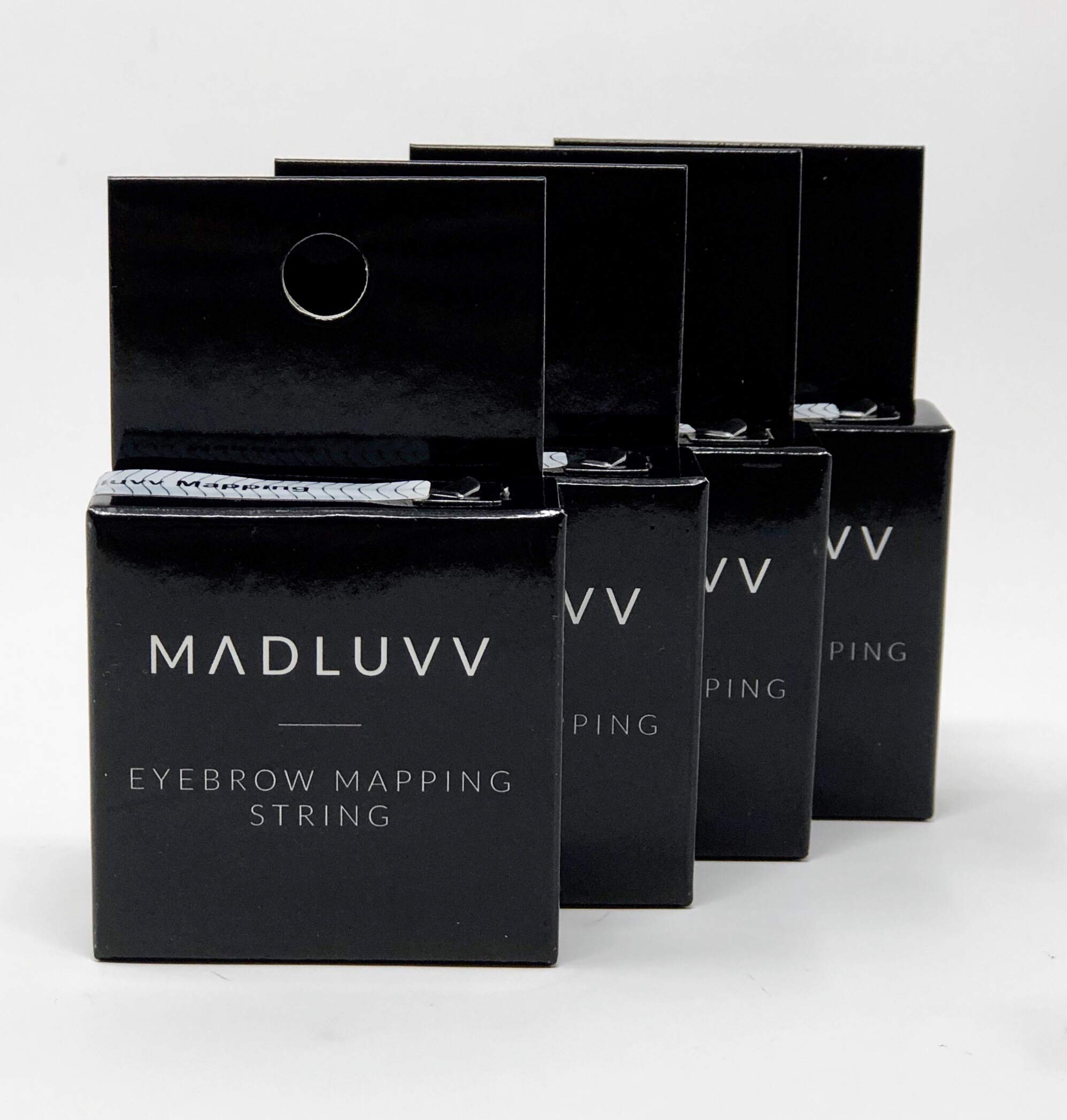 Best Brow Mapping Pre- Inked String For Microblading (4 Pack) by MADLUVV