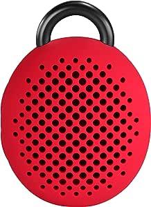 مكبرات صوت بلوتوث بلو تون - بين اللاسلكية - Bluetune-Bean Red