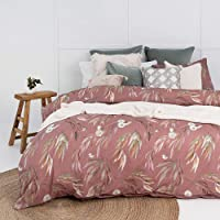 Bambury Quilt Cover Set Coolibah Quilt Cover Set, Queen Bed