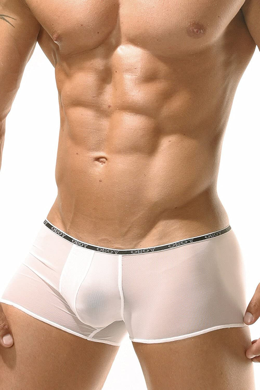 OBOY SENSITIVE Pants (White)