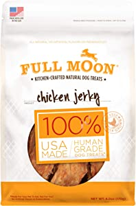 Full Moon All Natural Human Grade Dog Treats