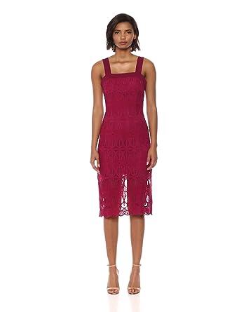 04937ce7a Amazon.com: findersKEEPERS Women's Awake Sleeveless Midi Sheath ...