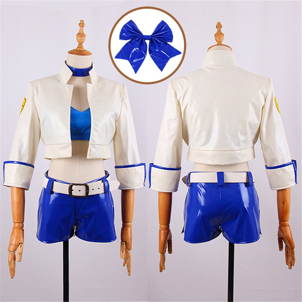 Fate/Grand Order Order Order Saber Racing Suit Cosplay Costume(FX) 10061e