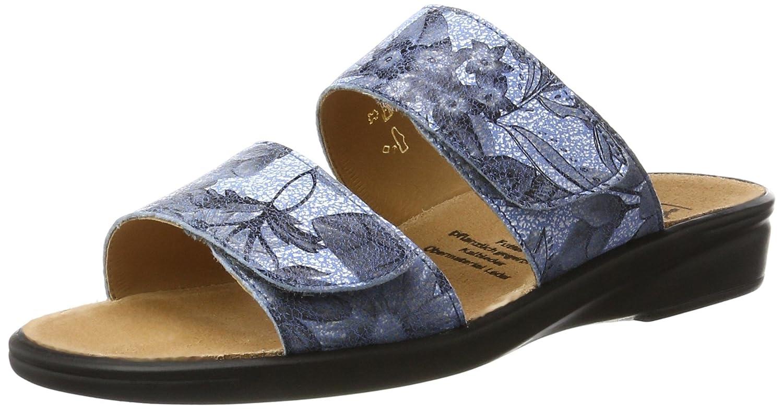 Ganter Sonnica-e, Zuecos para Mujer 40 EU|Azul (Jeans)