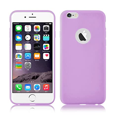 custodia iphone 6 viola