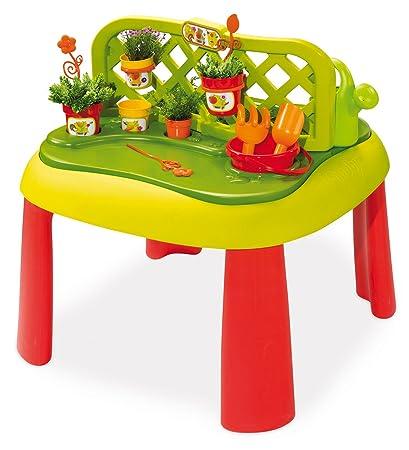 Multi-Colour Smoby Garden Table
