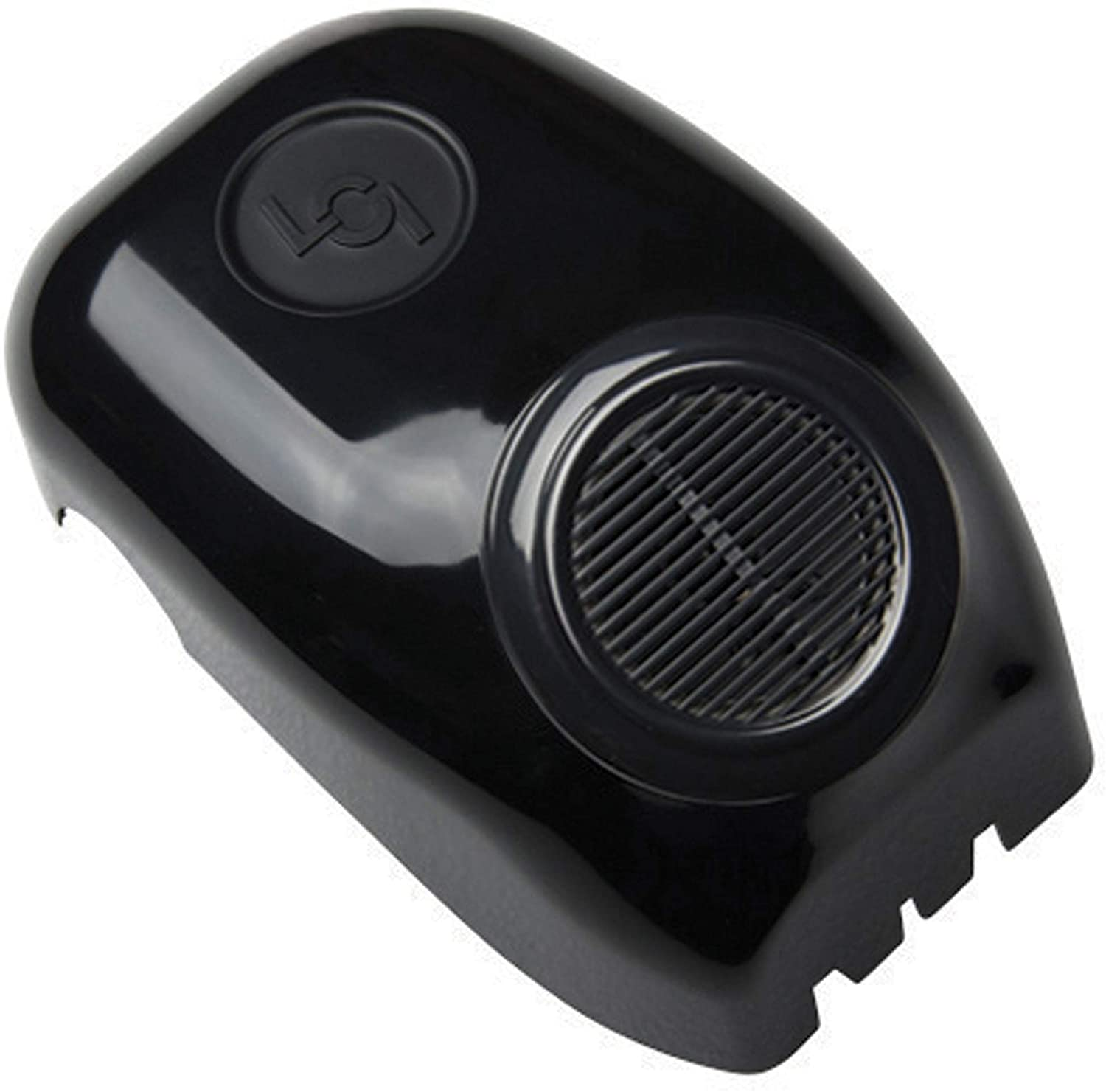 Lippert Components 354189 Solera Black Power Awning Speaker Idler Head Front Cover