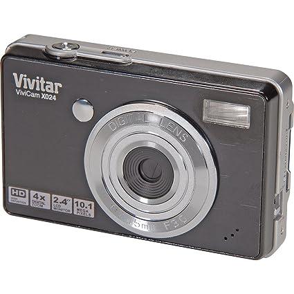 amazon com vivitar vivicam x024 10 1mp digital camera black rh amazon com Vivitar Camera User Manuals Vivitar 8018 User Manual
