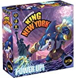 IELLO King of New York Power Up Board Game