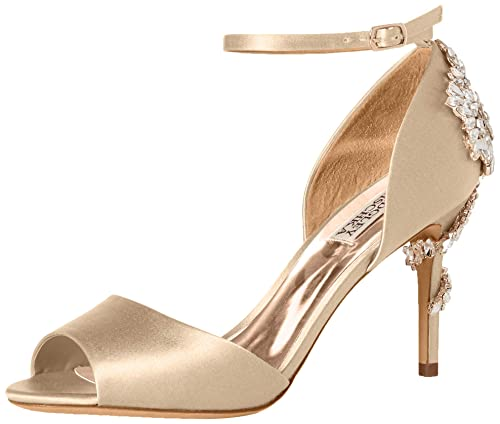 b3882d896ca Badgley Mischka Womens Vienna Heeled Sandal  Amazon.ca  Shoes   Handbags