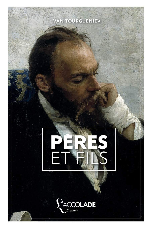 Pères et Fils: édition bilingue russe/français + lecture audio ...
