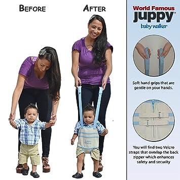 Amazon.com: Juppy bebé Walker Momentum azul claro con última ...