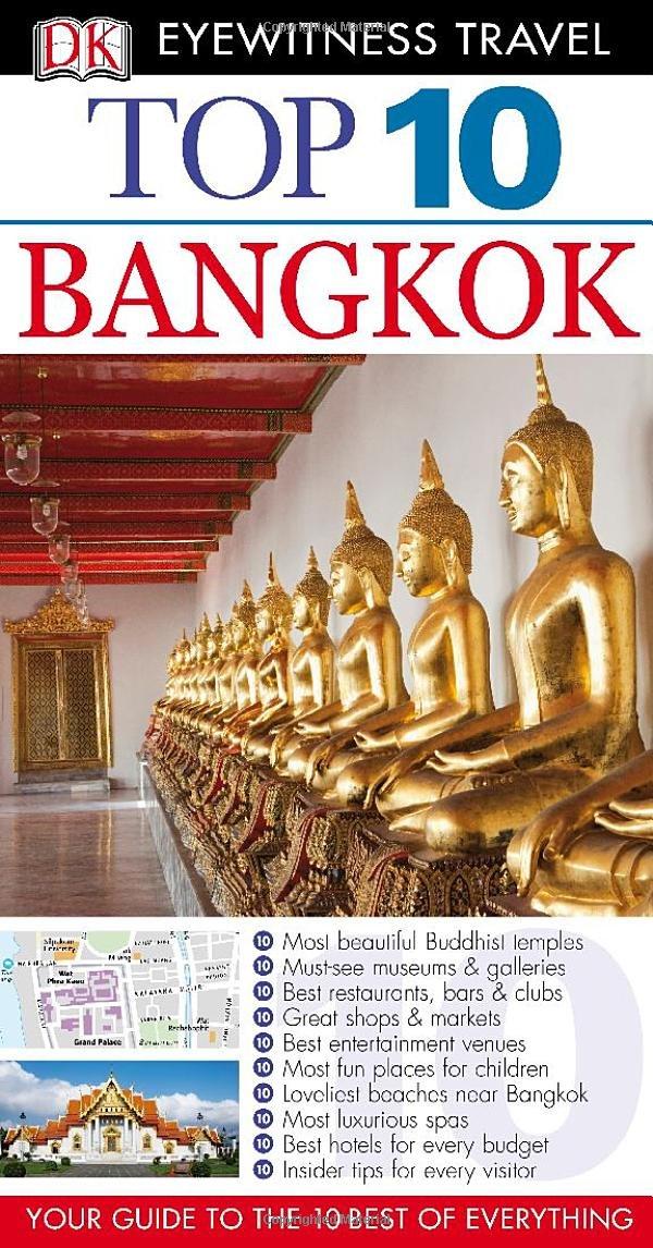 Top 10 Bangkok (Eyewitness Top 10 Travel Guide) PDF