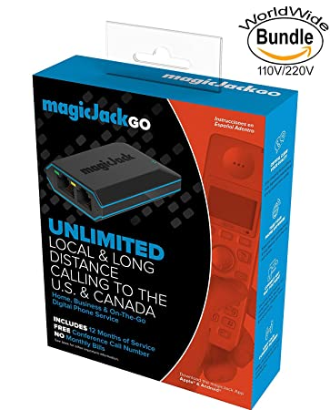 71BC6rWCLkL._SY450_ amazon com magicjack go digital phone service with usa 2015 Magic Jack Plus at n-0.co