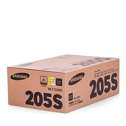 Toner original para Samsung SCX 5637 FR Samsung 205smlt de D ...
