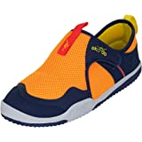 skoodo Kids Casual Sports Shoes (Boys and Girls 6-14 Years) - Winger Fly - Fiery Orange | Navy