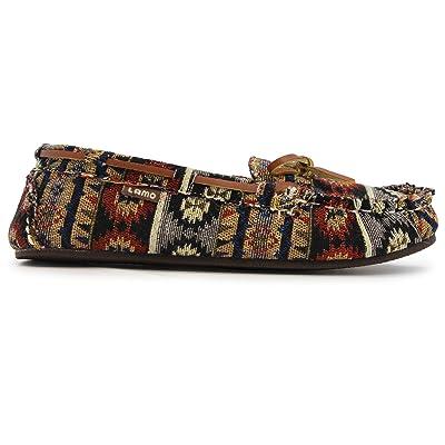 Lamo Womens Sabrina Moc II - Ladies Fashion Mocassin, Maya, US Size 8.5 | Loafers & Slip-Ons