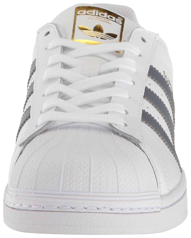adidas Women's B(M) Originals Superstar B01N64Q5RK 5.5 B(M) Women's US White/Onix/Metallic/Gold 50cfaf