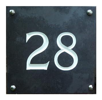 Numbers & Names by Atlantic Hardware Letrero de Pizarra ...