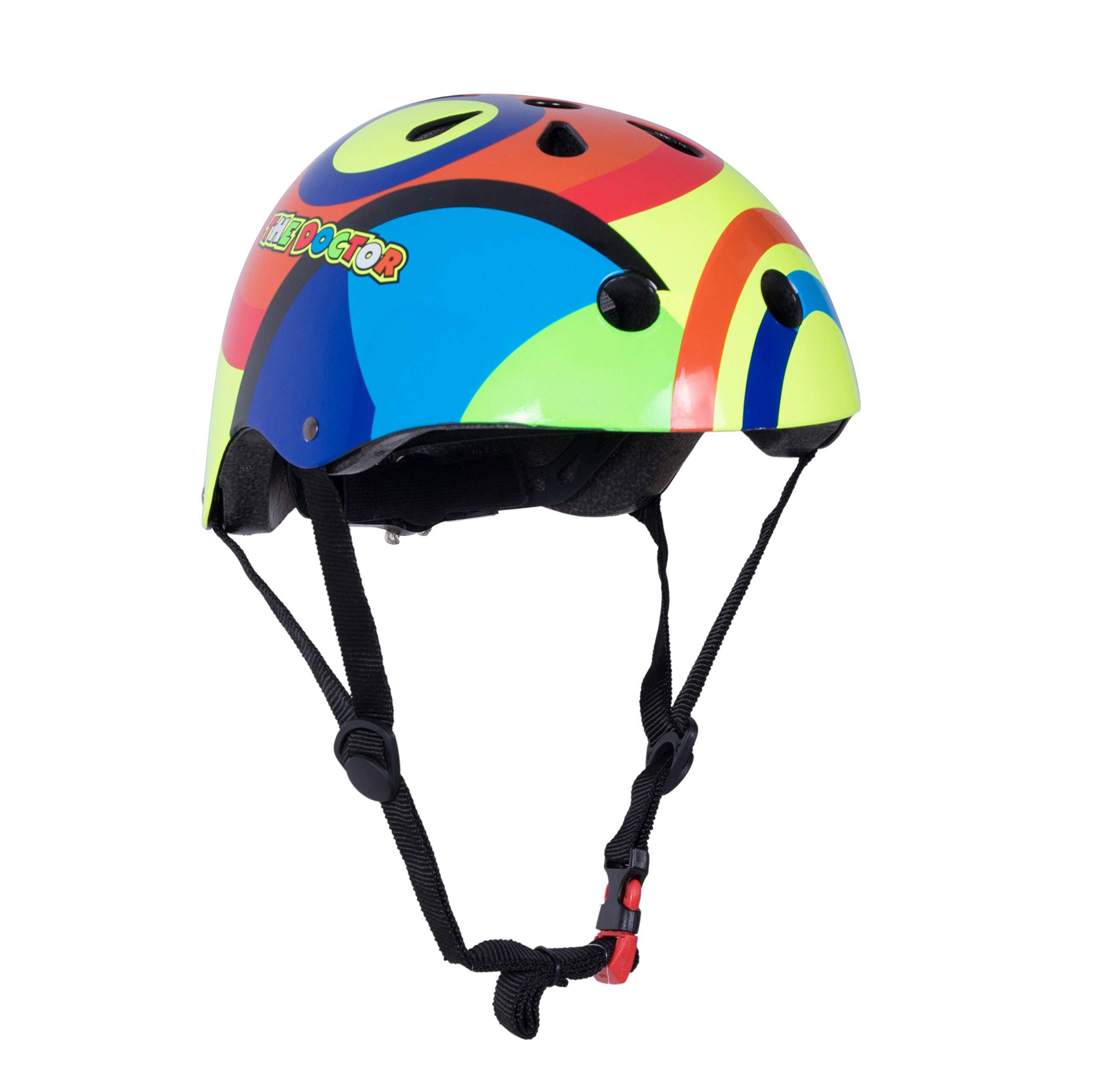 Kiddimoto Valentino Rossi Helmet, Small (48-53 cm)