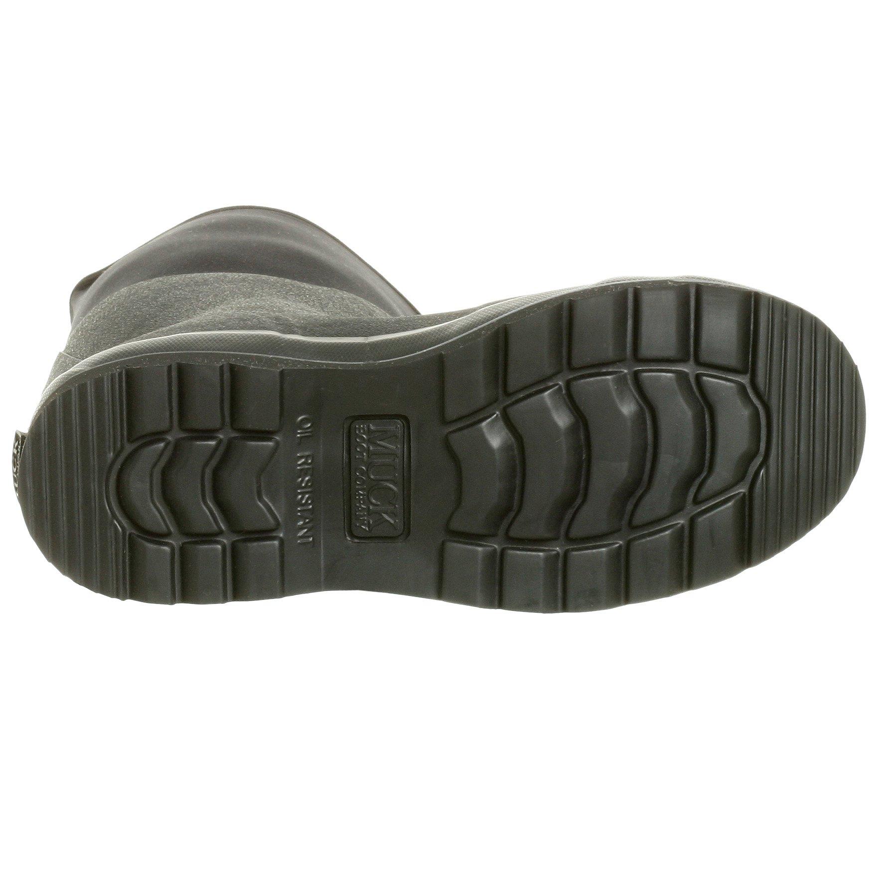 The Original MuckBoots Adult Chore Hi Boot Steel Toe,Black,Men's 12 M/Women's 13 M by Muck Boot (Image #3)