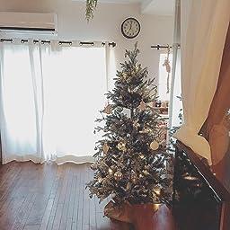 Amazon Gbt ルミ クリスマスツリー 180cm 高級スノーツリー ヌードツリー オーナメントなしタイプ 180cm クリスマスツリー おもちゃ
