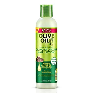 ORS Olive Oil Incredibly Rich Oil Moisturizing Hair Lotion