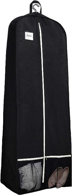 Marriage Dust Cover Long Garment Cloths Bag Trailing Portable Wedding Dresses N7
