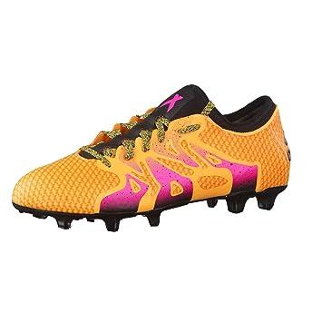 adidas X 15+ Primeknit FG - Crampons de Foot - Size 8 RRZVcuT
