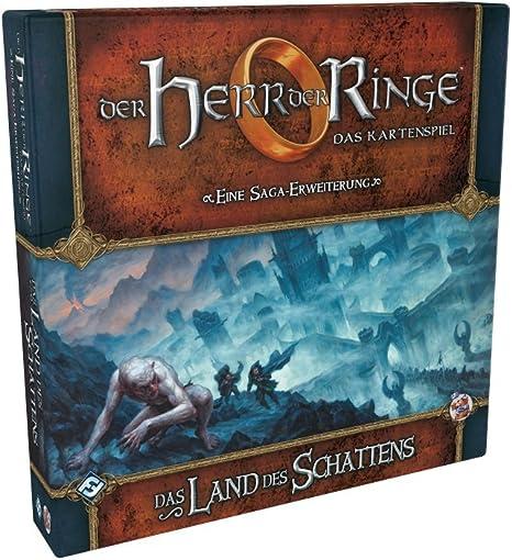 Fantasy Flight Games ffgd2639 el señor de los Anillos: LCG – País ...