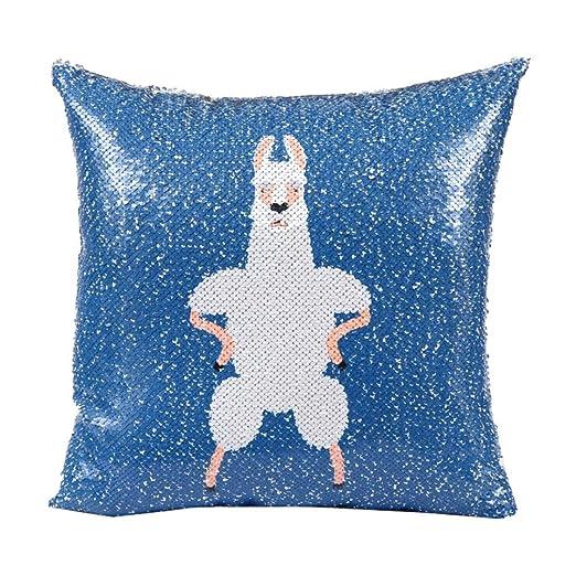DRESS_Home DIY Dos Tonos Alpaca Purpurina Lentejuelas Manta ...