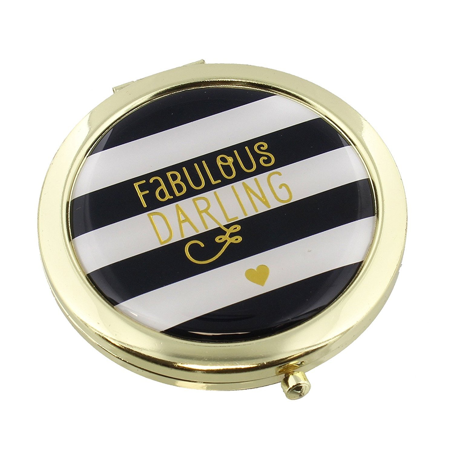 """""""By Appointment"""" Ladies Compact Mirror - Fabulous Darling!"""