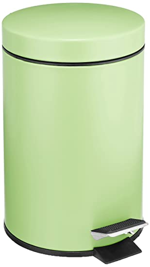 Poubelle de cuisine verte poubelle immeuble l couvercle eda plastiques with poubelle de cuisine - Poubelle de cuisine vert pastel ...